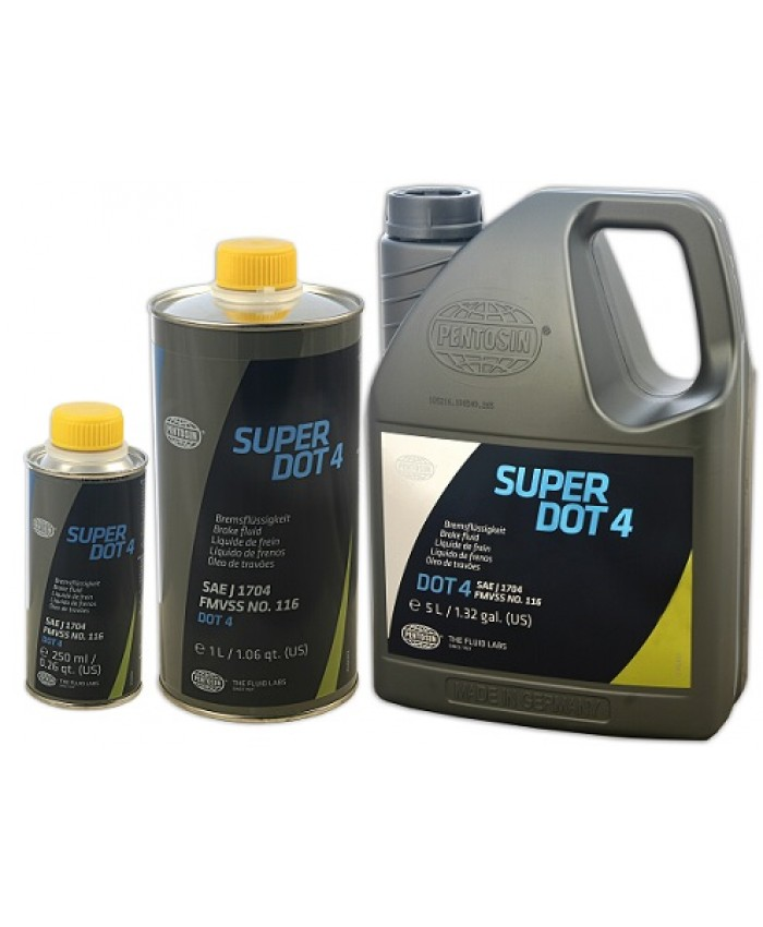 Pentosin Super DOT 4, 1L