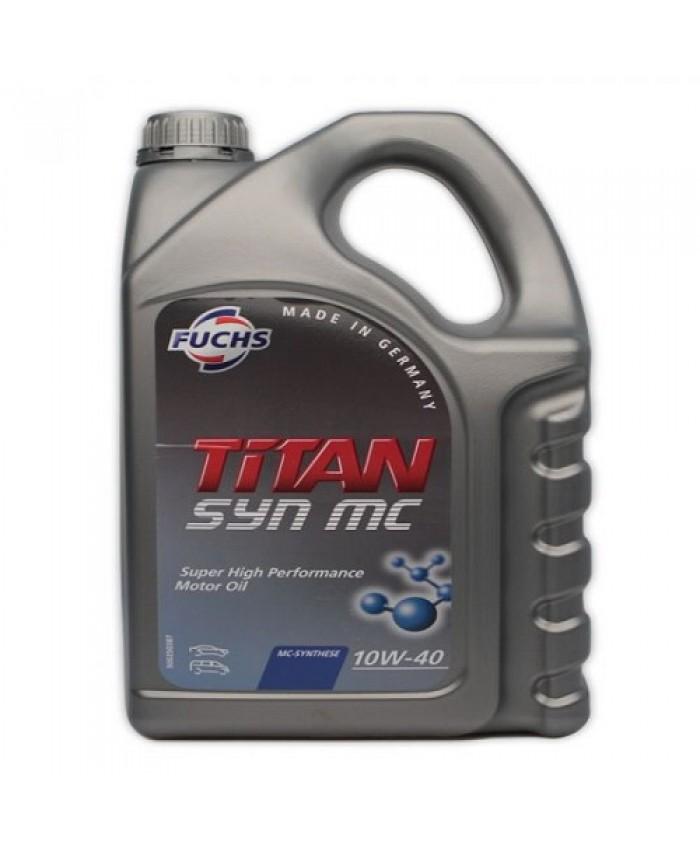 Fuchs Titan SYN MC 10W-40, 5L